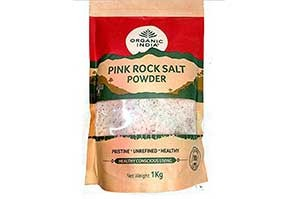Organic India Rock Himalayan Salt 1 Kg