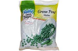 Vadilal Frozen Green Peas 908 gm