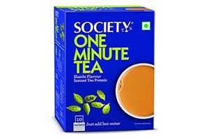 Society One Minute Tea Elaichi 10 Sachets