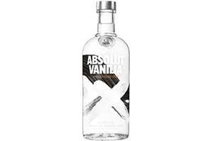 Absolut Vodka Vanilla Flavor 1 Liter