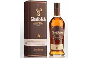 Glenfiddich Single Malt 18 Years