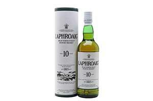 Laphroaig Single Malt 10 Years 1 Liter