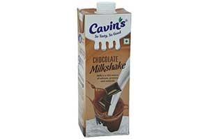 Cavins Chocolate Milkshake 1 Liter