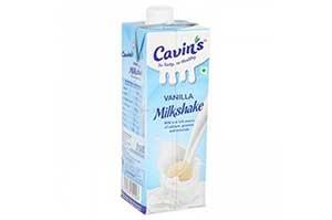 Cavins Vanilla Milkshake 1 Liter