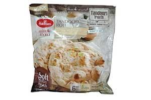 Haldiram Tandoori Roti 360 gm 6 pcs
