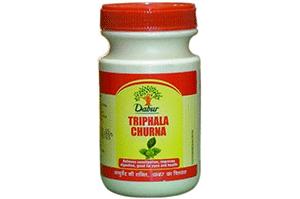 Dabur Triphala Churna 120 GM