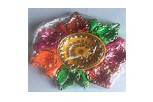 7 Faces Decorative Diya (2)
