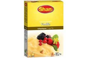 Shan Custard Powder Vanilla 200 GM