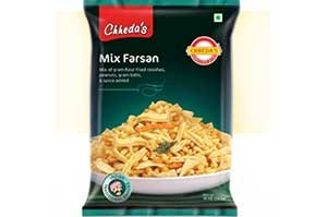Chhedas Mix Farsan 170 gm