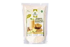 24 Mantra Organic Chickpea Shake Mix(Spicy) 500 GM