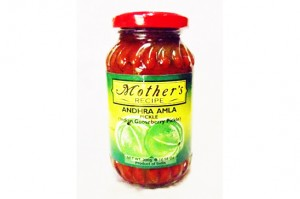 Mother's Andhra Amla Pickle