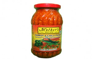 Mother's Carrot & Chilli Pickle