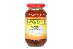 Mother's Garlic Pickle 500 gm