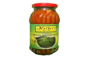 Mother's Gujrati Methia  Pickle