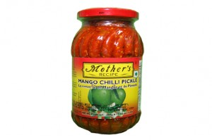 Mother's Mango Chilli Pickle