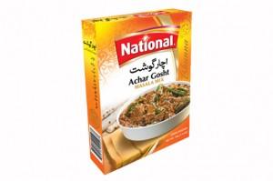 National Achar Gosht