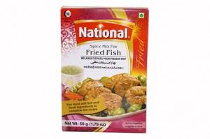 National Fish Fried Masala 50GM