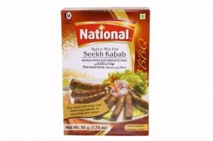 National Seekh Kabab
