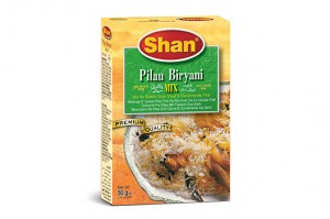 Shan Pulav Mix