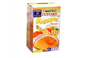Weikfield Custard Powder Aamras Flavour