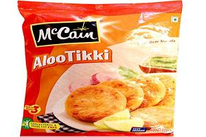 McCain Aloo Tikki 400 Gm