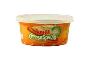 Amul Cheese Spread Spicey Garlic 200GM