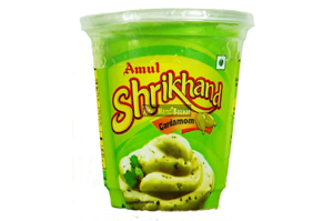Amul Shrikhand Cardamom 500 gm