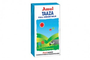 Amul Milk Taaza 1 Ltr