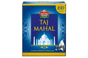 Brooke Bond Taj Mahal Tea 100 Bag