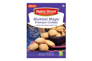 Baker Street Mumbai Magic Cookies 150 gm