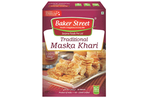 Baker Street Traditional Maska Khari 200GM
