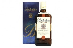 Ballantines Whisky 1000ml