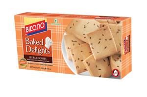 Bikano Jeera Cookies 400 gm