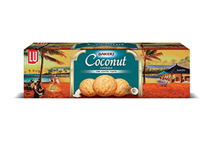 Bakeri Coconut Cookies 84 gm