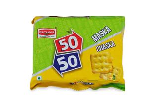 Britannia 50 50 372 gm