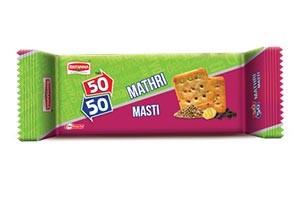 Britannia 50 50 Mathri Masti 50GM