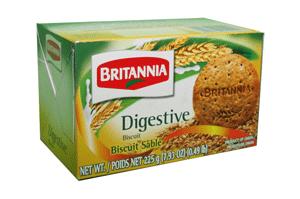 Britannia Digestive Biscuit 225GM