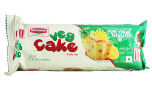 Britannia Fruit Cake 275 gm