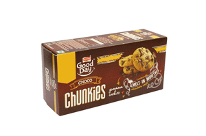 Britannia Good Day Choco Chunkies 100GM