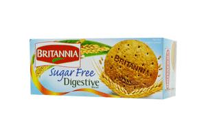Britannia Sugar Free Digestive Biscuit 200GM