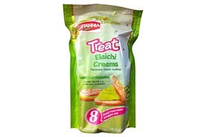 Britannia Treat Elaichi Creams 288 gm 8 Pack