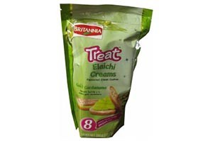 Britannia Treat Elaichi Creams  36 gm