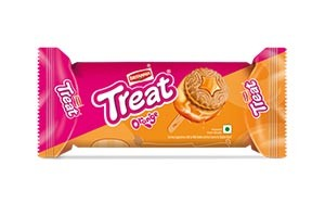 Britannia Treat Orange 64gm