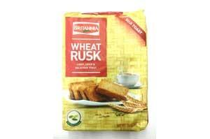 Britannia Wheat Rusk 350GM