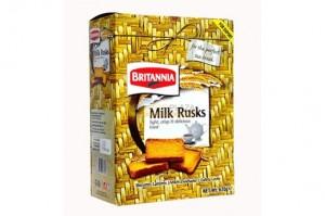 Britannia Milk Rusk 310GM