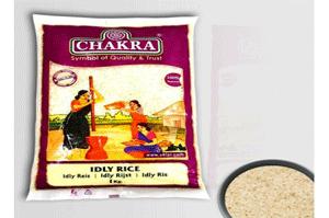 Chakra Idli Rice 1KG