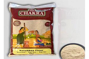 Chakra Kurakkan Flour(Ragi Flour) 1KG