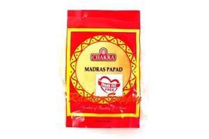Chakra Madras Papad 200 gm