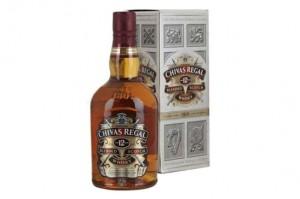 Chivas Regal Blended Scotch Whisky 750ML