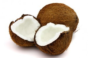 Fresh Coconut with Water (India)